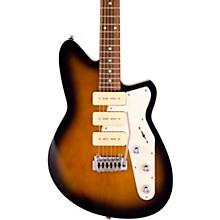 Jetstream 390 Roasted Pau Ferro Fingerboard Electric Guitar Coffee Burst