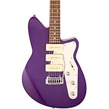 Jetstream 390 Roasted Pau Ferro Fingerboard Electric Guitar Italian Purple
