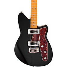 Jetstream RB Roasted Maple Fingerboard Electric Guitar Midnight Black