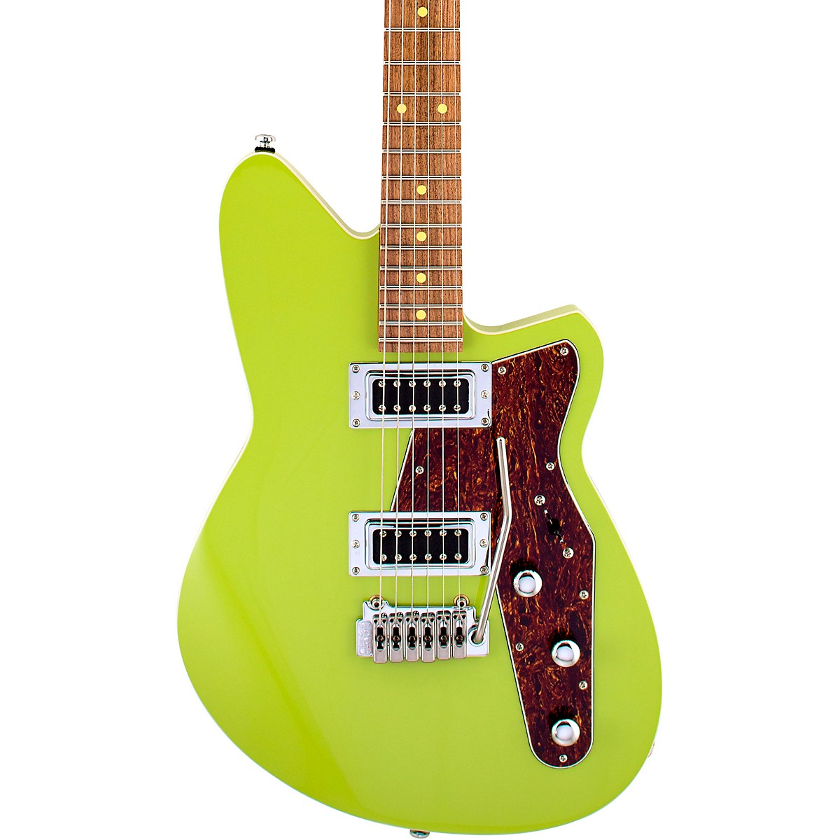 Reverend Jetstream RB Roasted Pau Ferro Fingerboard Electric Guitar