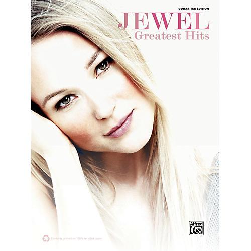 Alfred Jewel Greatest Hits Guitar TAB Book