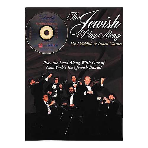 Tara Publications Jewish Play-Along Volume 1 C Instruments (Book/CD)