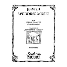 Southern Jewish Wedding Music (Cello Parts Only) Southern Music Series Arranged by Judy Levine-holley