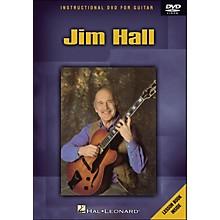 Hal Leonard Jim Hall DVD