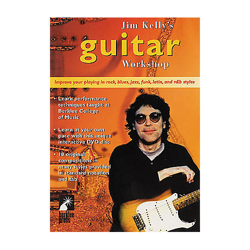 Berklee Press Jim Kelly's Guitar Workshop - DVD