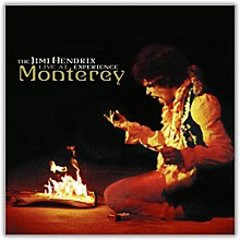 Jimi Hendrix - Live at Monterey Vinyl LP