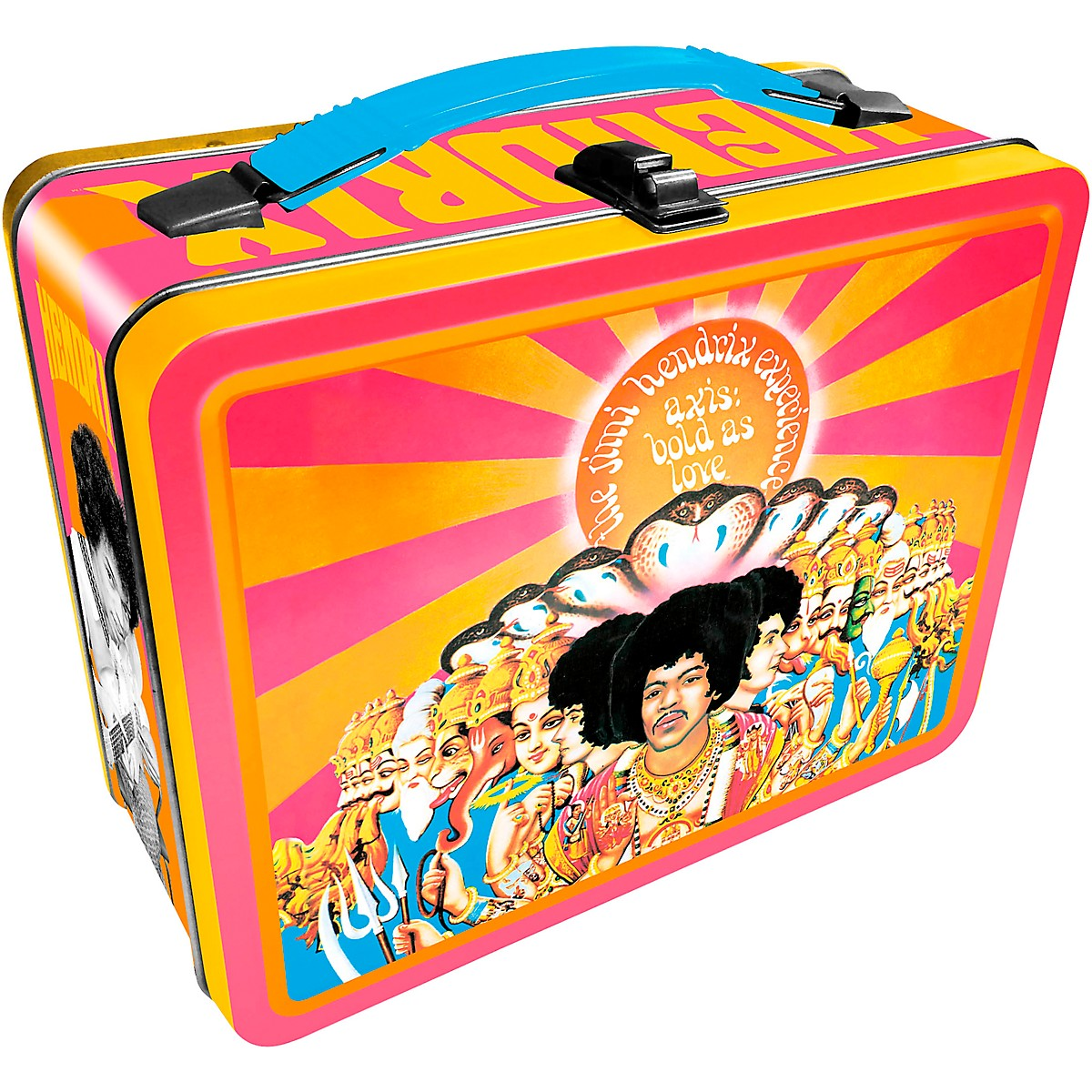 Hal Leonard Jimi Hendrix Axis Bold as Love Lunch Box