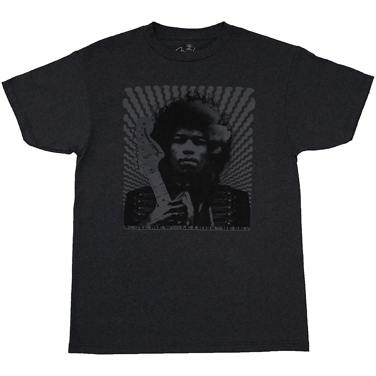 Fender Jimi Hendrix Collection Kiss the Sky T-Shirt