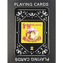 Iconic Concepts Jimi Hendrix Experience Playing Cards