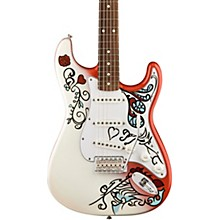 Fender Jimi Hendrix Monterey Stratocaster Electric Guitar