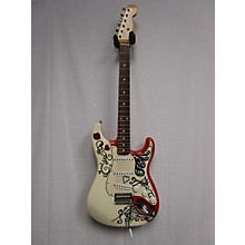 Fender Jimi Hendrix Monterey Stratocaster Solid Body Electric Guitar