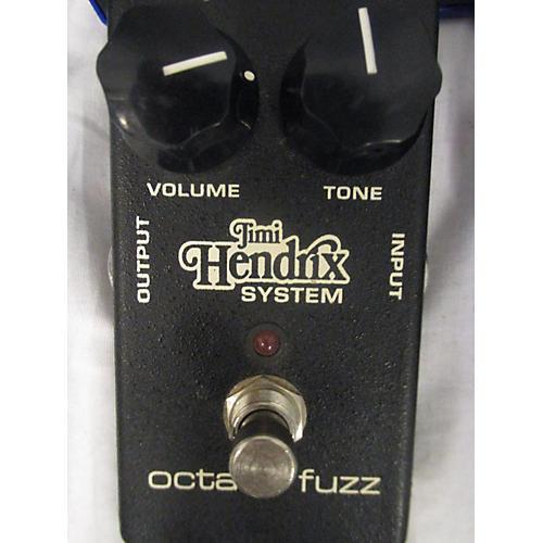 MXR Jimi Hendrix System Octave Fuzz