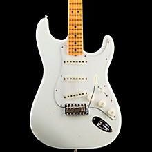 Jimi Hendrix Voodoo Child Journeyman Relic Stratocaster Electric Guitar Olympic White