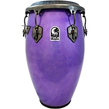 Jimmie Morales Signature Series Congas 12.50 in. Purple Sparkle