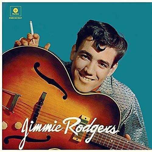 Alliance Jimmie Rodgers - Jimmie Rodgers (Debut Album) + 2 Bonus Tracks