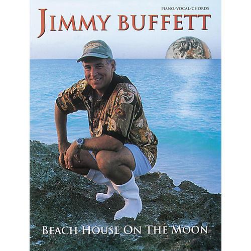 Alfred Jimmy Buffett Beach House on the Moon Book