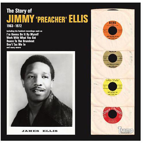 Alliance Jimmy Ellis Preacher - The Story Of Jimmy Preacher Ellis