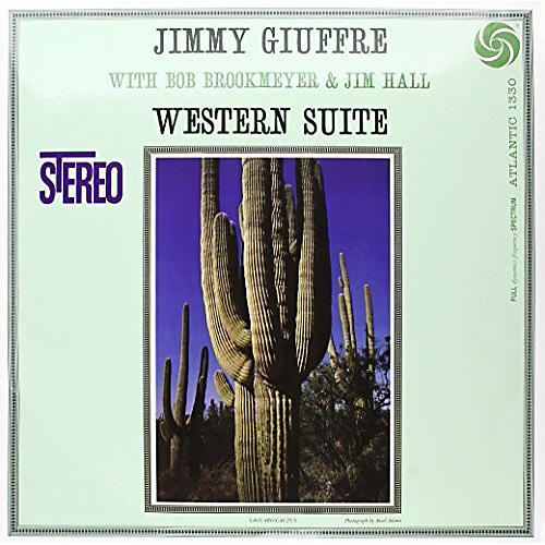 Alliance Jimmy Giuffre - Western Suite