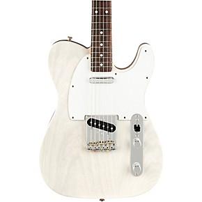 fender jimmy page mirror telecaster electric guitar white blonde guitar center. Black Bedroom Furniture Sets. Home Design Ideas