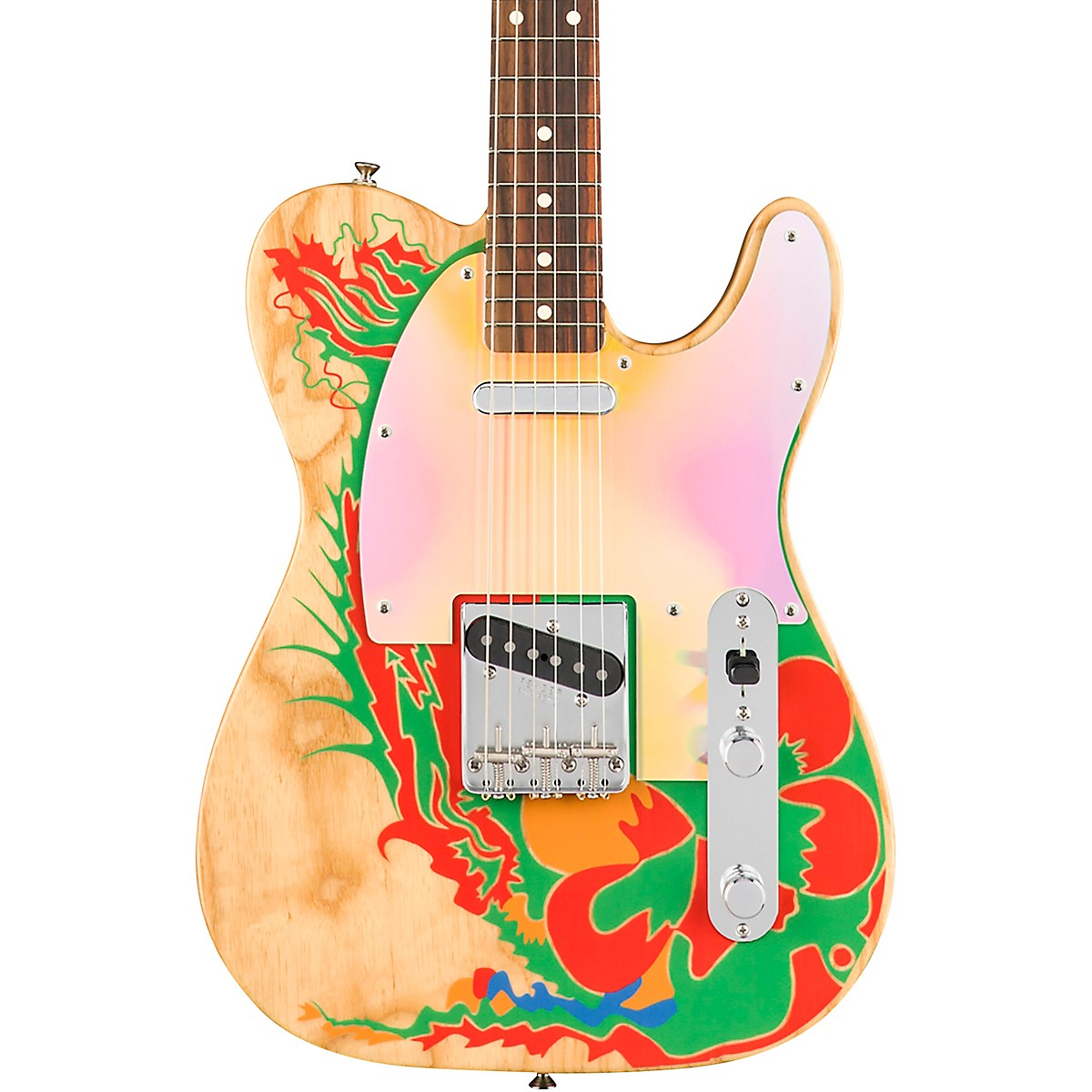 Fender Jimmy Page Telecaster Electric Guitar