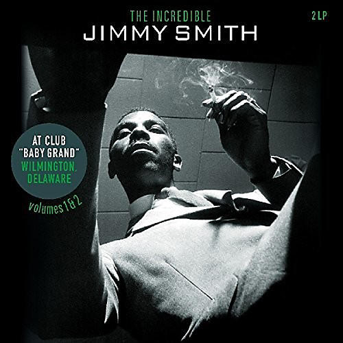 Alliance Jimmy Smith - At Club Baby Grand Wilmington Delaware Vol 1 & 2