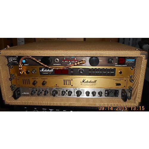 Marshall Jmp-1 And 8008 Power Amp