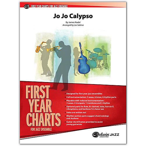 BELWIN Jo Jo Calypso Conductor Score 1 (Easy)