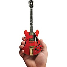 Iconic Concepts Joe Bonamassa - 1972 Freddie King ES-355 Cherry Officially Licensed Miniature Guitar Replica