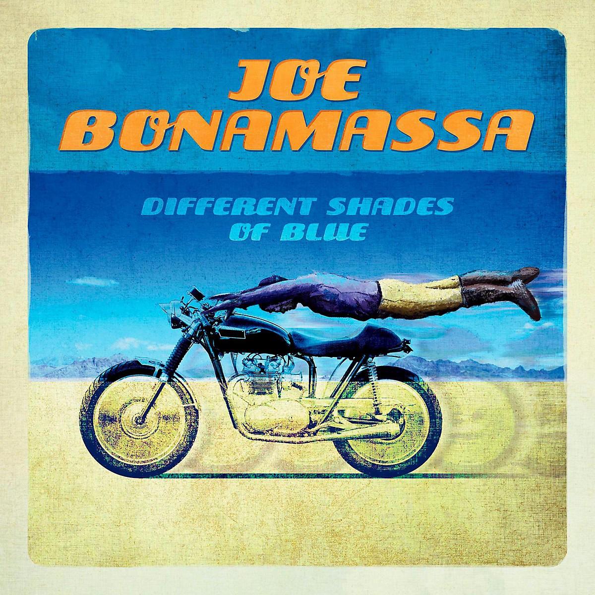 Universal Music Group Joe Bonamassa - Different Shades Of Blue [2 LP]