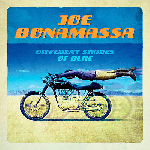 Universal Music Group Joe Bonamassa - Different Shades Of Blue [2 LP]