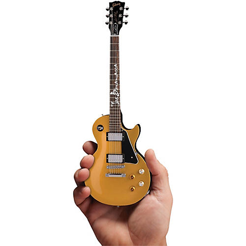 Iconic Concepts Joe Bonamassa - Goldtop Officially Licensed Miniature Guitar Replica
