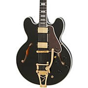 Joe Bonamassa ES-355 Standard Limited-Edition Semi-Hollow Electric Guitar Outfit Ebony