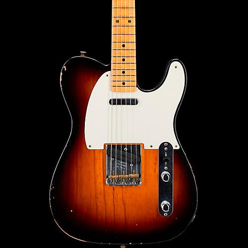 Fender Custom Shop Joe Bonamassa Vintage Collector Series 1955 Relic Telecaster Masterbuilt by Yuriy Shishkov