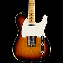 Fender Custom Shop Joe Bonamassa Vintage Collector Series Special Mod 1955 Relic Telecaster 3-Color Sunburst