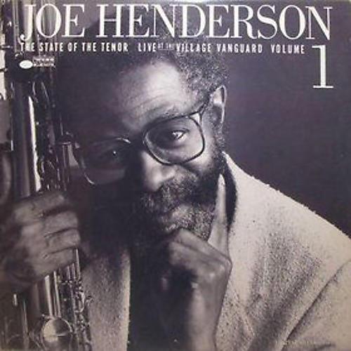 Alliance Joe Henderson - State of the Tenor: Live at the Village Vanguard 1