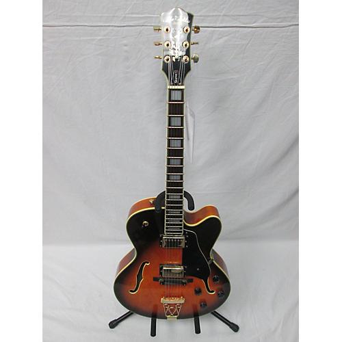 Carlo Robelli Joe Pass Model Hollow Body Electric Guitar