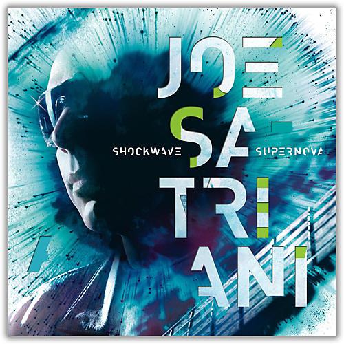 Sony Joe Satriani - Shockwave Supernova Vinyl LP