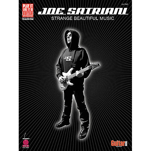 Cherry Lane Joe Satriani Strange Beautiful Music Guitar Tab Songbook