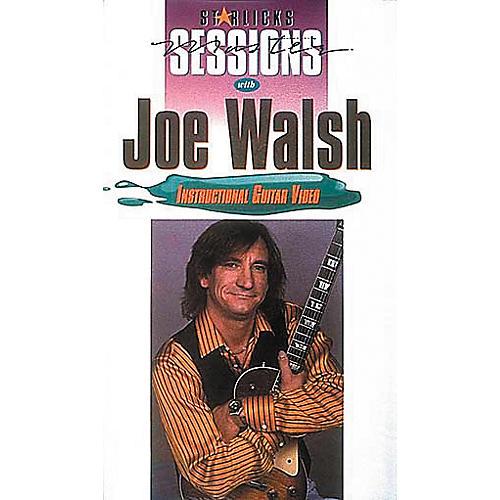 Star Licks Joe Walsh Video