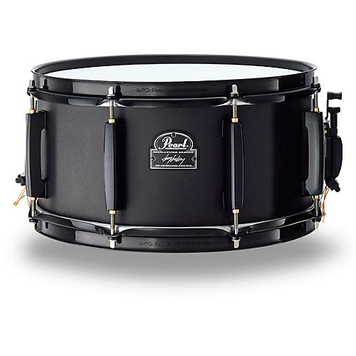 Snare Drum Pearl Logo : pearl joey jordison signature snare drum 13 x 6 5 in black steel guitar center ~ Hamham.info Haus und Dekorationen