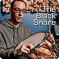 Joey Sturgis Drums Joey Sturgis Black Snare thumbnail