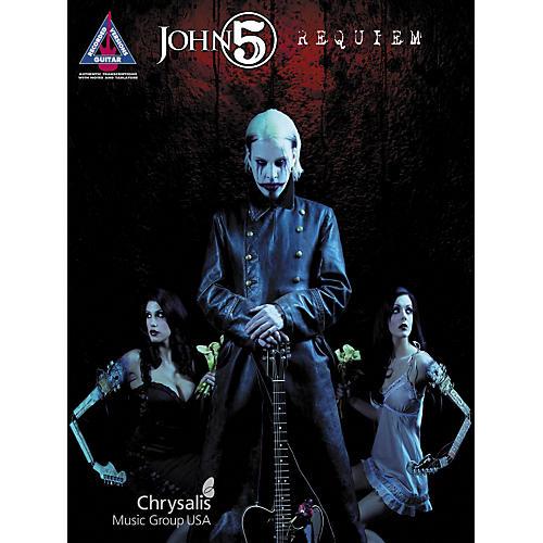 Hal Leonard John 5 - Requiem (Guitar Tab Songbook)