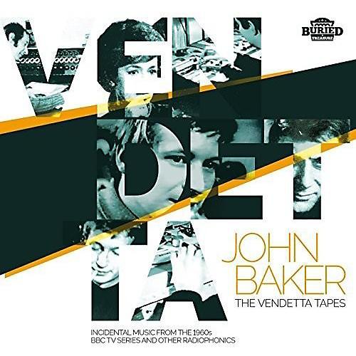 Alliance John Baker - Vendetta Tapes
