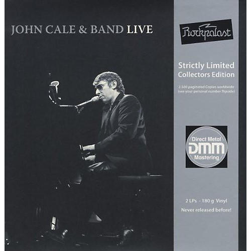 Alliance John Cale - Live at Rockpalast