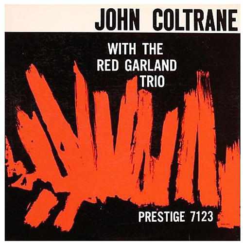 Alliance John Coltrane - With the Red Garland Trio