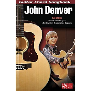 hal leonard john denver guitar chord songbook guitar center. Black Bedroom Furniture Sets. Home Design Ideas
