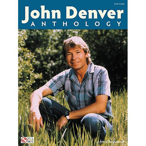 Cherry Lane John Denver Anthology For Easy Piano