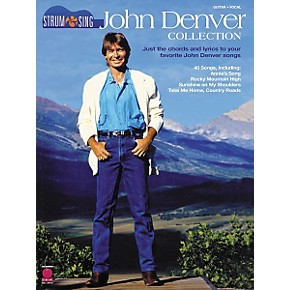 cherry lane john denver collection easy guitar songbook guitar center. Black Bedroom Furniture Sets. Home Design Ideas