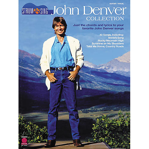 Cherry Lane John Denver Collection Easy Guitar Songbook Guitar Center