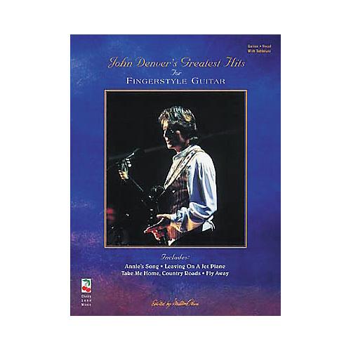 Hal Leonard John Denver Greatest Hits for Fingerstyle Guitar Tab Book